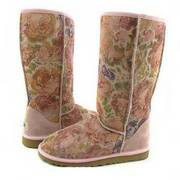 Ugg Classic Tall 5802 Romantic Flower Blush