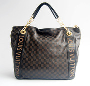 Louis Vuitton 93238 fashion genuine leather Shoulder tote handbag